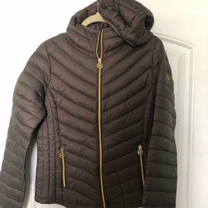 Never worn Michael Kors hip length jacket